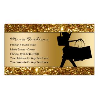 Noble Mode-Visitenkarten Visitenkarten