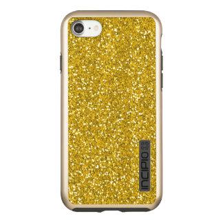 Nobler GoldGlitter-Blick-Luxus Incipio DualPro Shine iPhone 7 Hülle