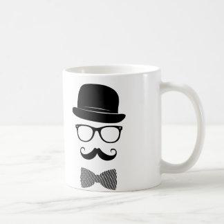 Nobler Hipster Tasse