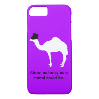Nobler Kamele iPhone 7 Fall iPhone 8/7 Hülle