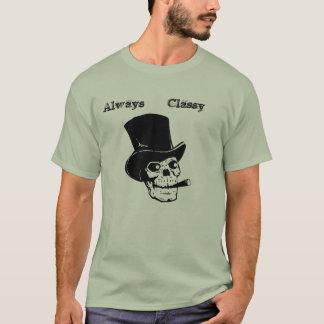 Nobler Schädel T-Shirt