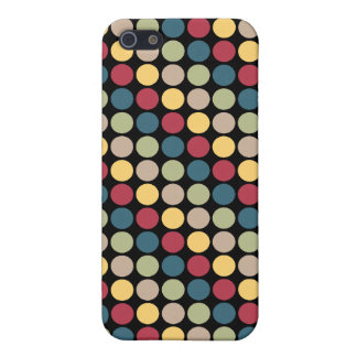 Nobler Tupfen iPhone 5 Cover