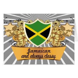 Nobles jamaikanisches karte