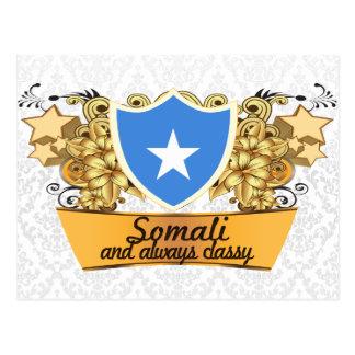 Nobles somalisches postkarte