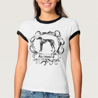 Nobles verwittertes Azawakh T-Shirt