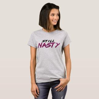 Noch ekliges Frauen-Glitter-T-Stück T-Shirt