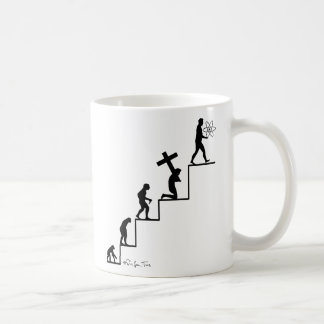 Noch entwickelnd kaffeetasse