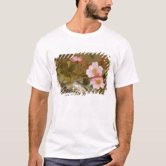 Noch Leben, das Blumen darstellt T-Shirt