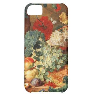 Noch Leben mit Blumen und Frucht iPhone 5C Hülle