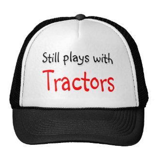 Noch Spiele mit Traktoren Trucker Kappe