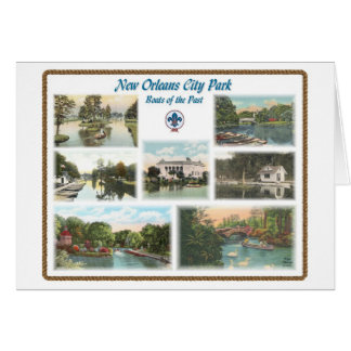 NOCP-Boote der Vergangenheit Karte