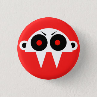 Nofi – the Vampire Runder Button 2,5 Cm