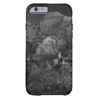 Noir Art-Ödland-Abdeckung Tough iPhone 6 Hülle