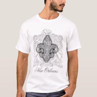 NOLA Fleur Vintag T-Shirt