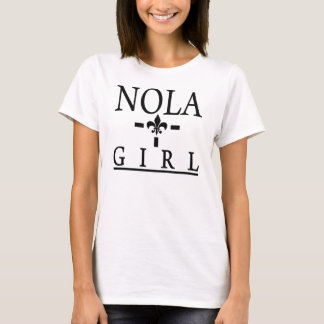 NOLA-MÄDCHEN T-Shirt