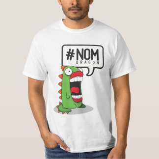 NOM Drache-T-Stück T-Shirt