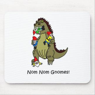 Nom Nom Gnome Mauspad