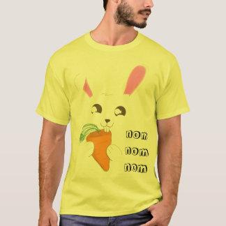nom nom Häschen T-Shirt