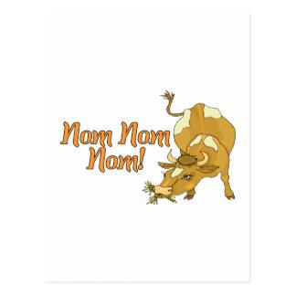 Nom Nom Kuh Postkarten