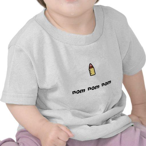 nom nom nom t shirts