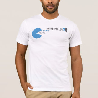 Nom Nom nominaler GDP T-Shirt