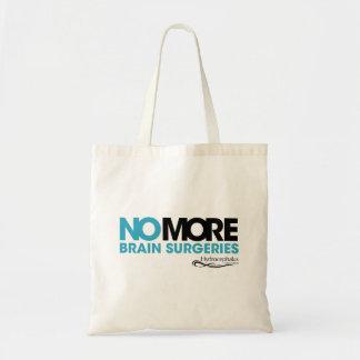 #NOMOREBS (Gehirn-Operationen) Tasche