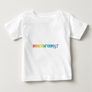 Nonkonformist Baby T-shirt
