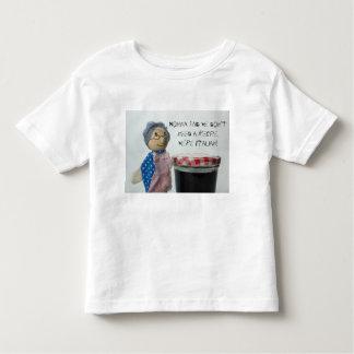 Nonna sagt, dass wir nicht ein Rezept benötigen, Kleinkind T-shirt