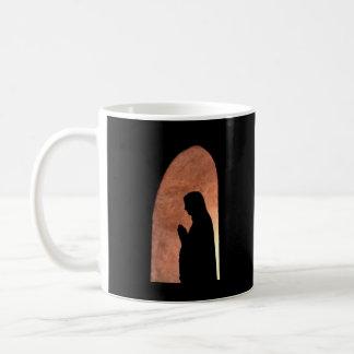 Nonne des Schattens a-5 Kaffeetasse