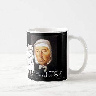 Nonnen golden und silbernes Jubiläum-Geschenke Kaffeetasse