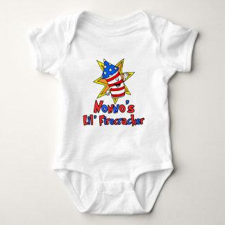 Nonnos wenig Kracher Baby Strampler