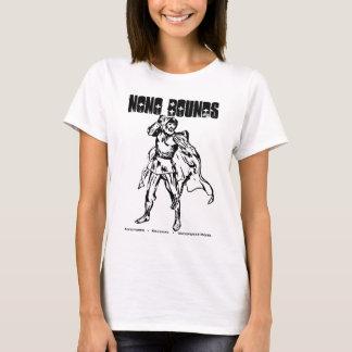 Nono springt Aktions-Abnutzung T-Shirt