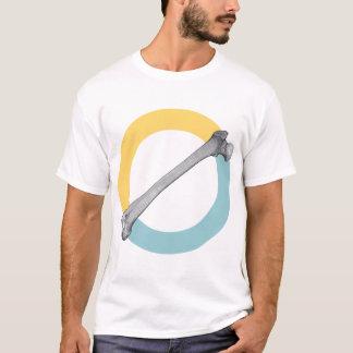 NONVERBAL: KNOCHEN-T-STÜCK T-Shirt