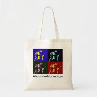 Nora-Bibliotheks-Tasche