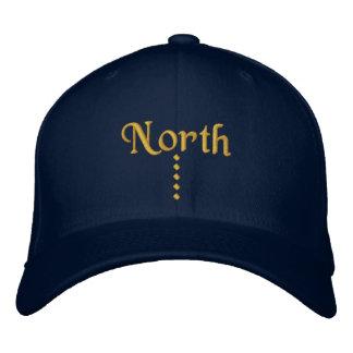 Nord Bestickte Baseballkappe