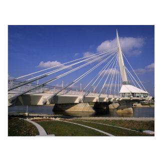 Nordamerika, Kanada, Manitoba, Winnipeg, Postkarte