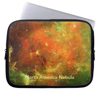 Nordamerika-Nebelfleck Laptop Sleeve