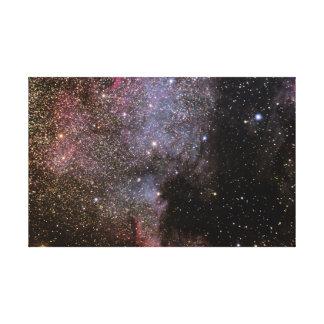 Nordamerika-Nebelfleck Leinwanddruck