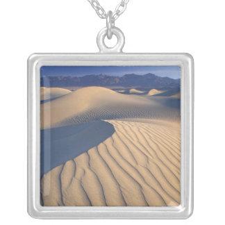 Nordamerika, USA, Califorinia, Death Valley 3 Versilberte Kette