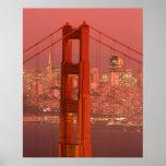 Nordamerika, USA, Kalifornien, San Francisco. Poster