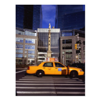 Nordamerika, USA, New York, New York City Postkarte