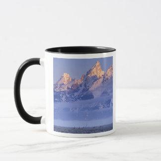 Nordamerika, USA, Wyoming, großartiges Teton NP, 2 Tasse