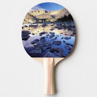Nordamerika, USA, Wyoming, Yellowstone 3 Tischtennis Schläger