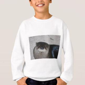 Nordamerikanischer Fluss-Otter Sweatshirt