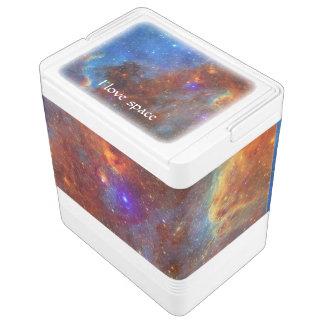 Nordamerikanischer Nebelfleck Kühlbox