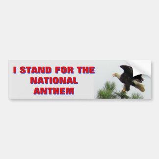 Nordamerikanischer Weißkopfseeadler, den ich für Autoaufkleber