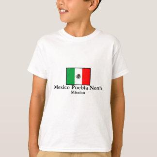 Nordauftrag Mexikos Puebla T-Shirt