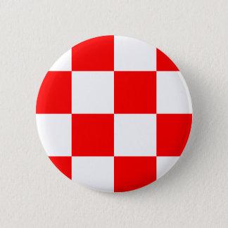 Nordbrabant, die Niederlande Runder Button 5,7 Cm