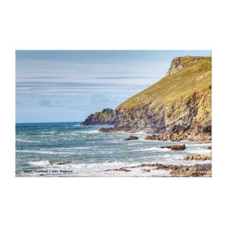 Nordcornwall-Küste, Englandh Leinwanddruck