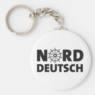 Norddeutsch Schlüsselanhänger